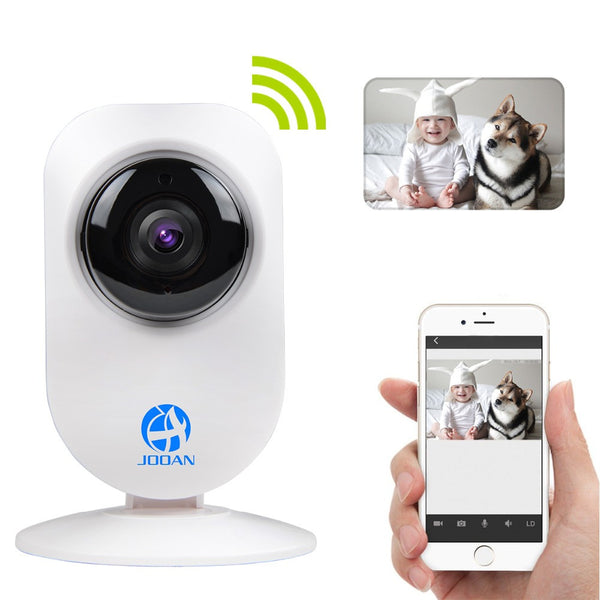 Wireless IP Camera Two Way Audio Baby Monitor