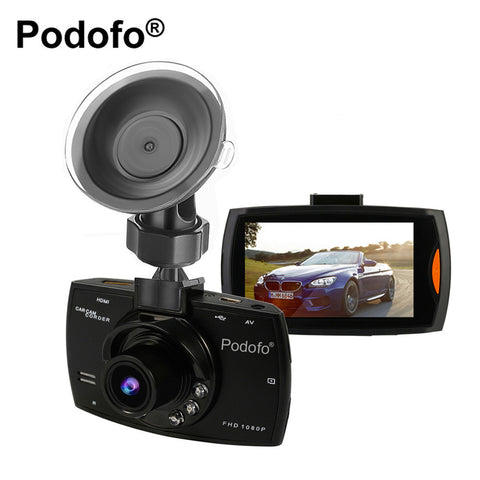 Car DVR Dash Cam Full HD 1080P  Recording Night Vision G-Sensor
