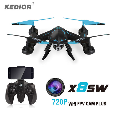 Wifi Ufo Drone with 720P HD Camera