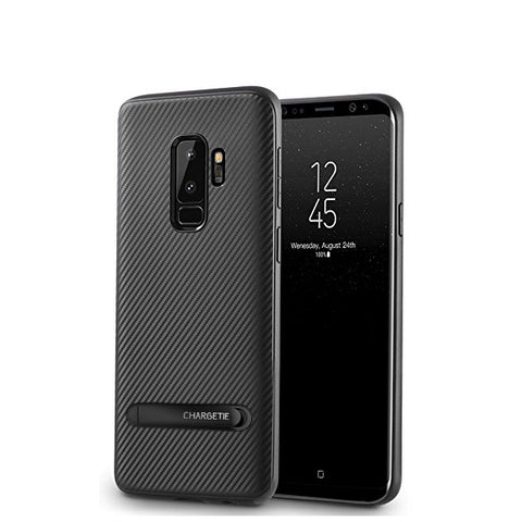 Samsung Galaxy S9 Plus черен кейс
