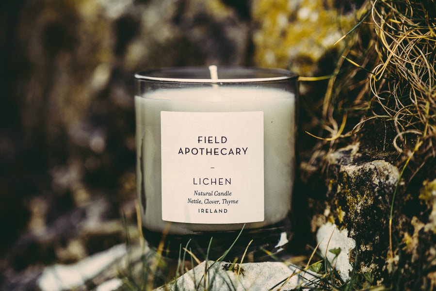 The Scent of Lichen