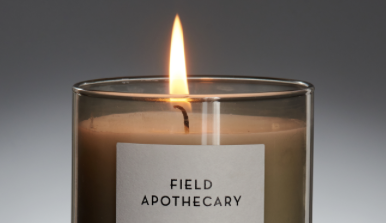 How to Burn a Candle | Field Apothecary Irish Candles