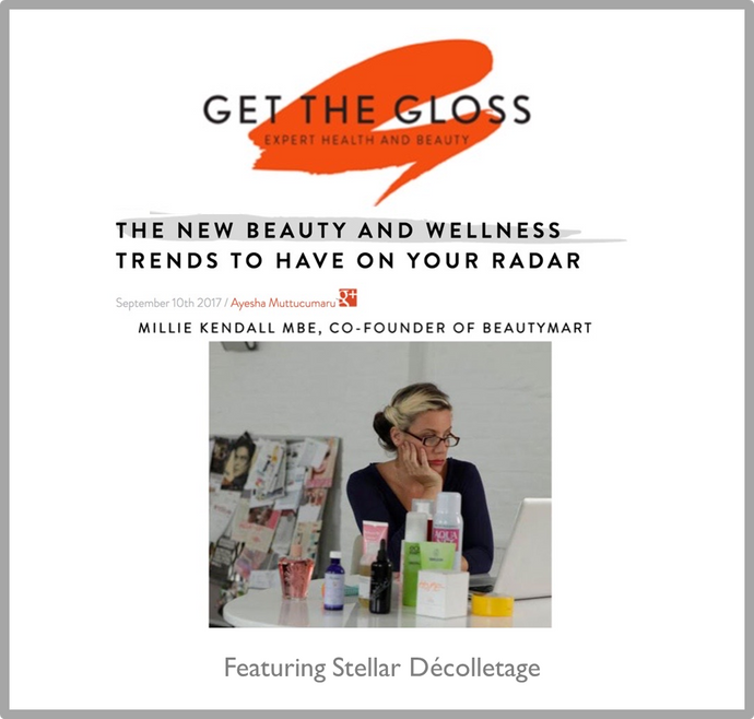 GET THE GLOSS - The Rise of Mono-Tasking Brands, Millie Kendall MBE
