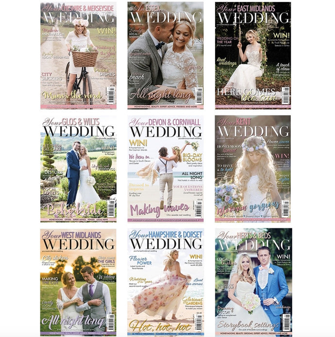 COUNTY WEDDING - Brand feature