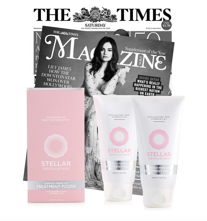 THE TIMES MAGAZINE- Products they love!