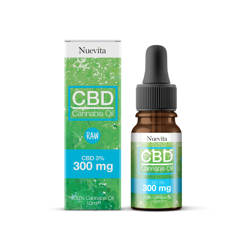 CBD Oil 300mg Drops