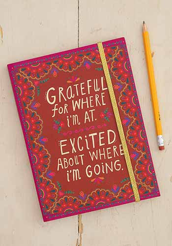 Grateful Where I'm At | Journal - The Boutique LLC
