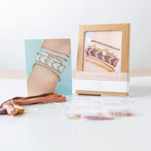 Load image into Gallery viewer, Friendship Bracelet Kit - Berry - The Boutique LLC