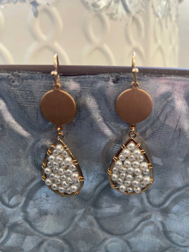 Timeless Beauty | Earrings - The Boutique LLC