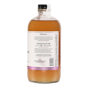 Lavender Honey Simple Syrup | 16 oz