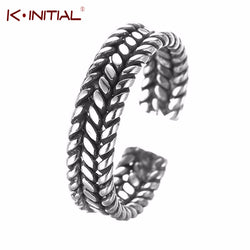 Tibet Wheat Shapes Chain Ring