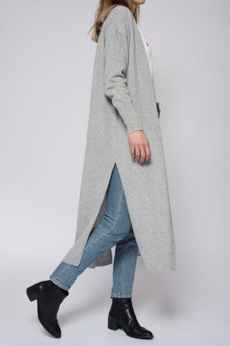 The Mischa Long Cardigan genser basisgarderobe