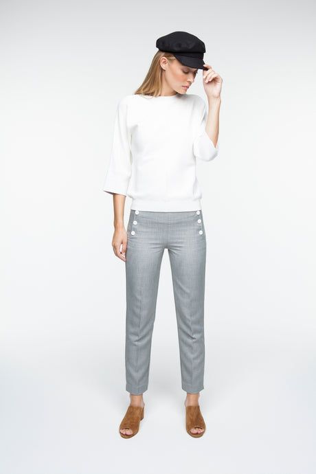 Pantalon With Buttons