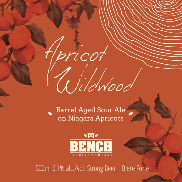 Apricot Wildwood - Golden Sour