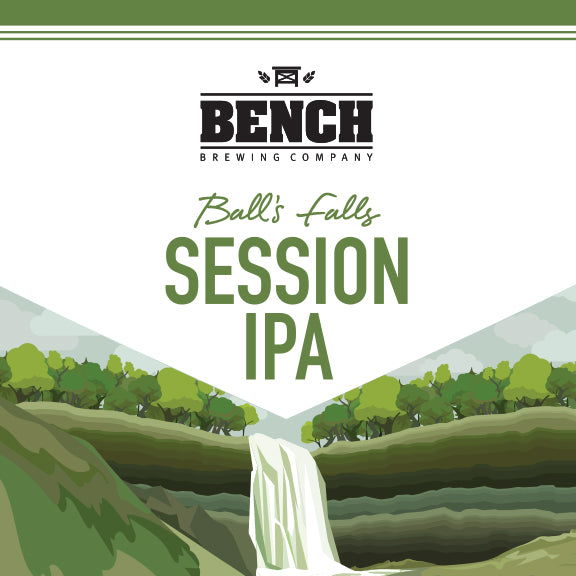 Ball's Falls - Session IPA