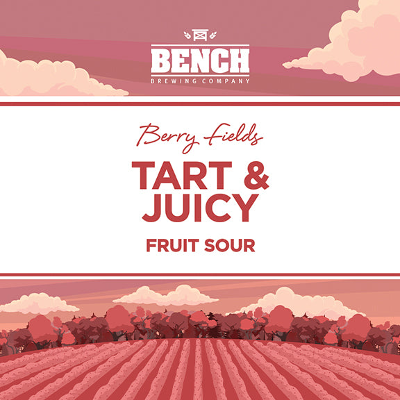 Berry Fields - Fruit Sour
