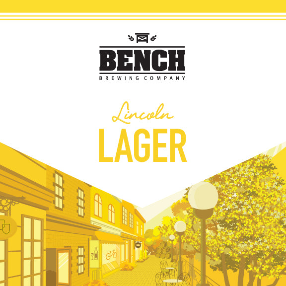 Lincoln Lager - Helles Lager