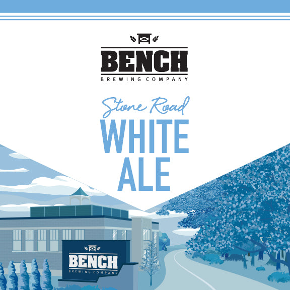 Stone Road - White Ale