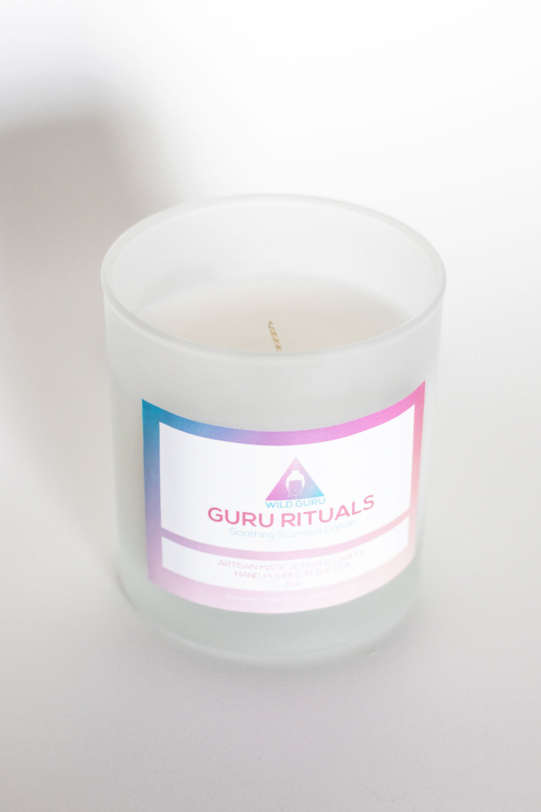 8 oz Soothing Scented Candles