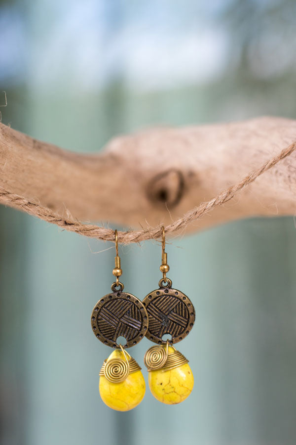 Ocoji Earrings