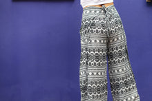 White Osjo Guru Wrap Pants