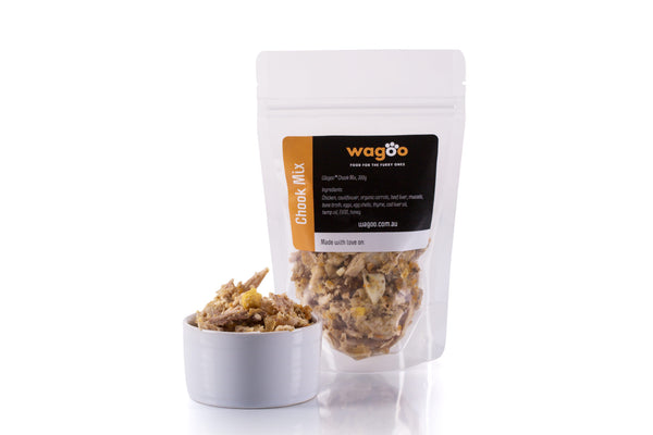Wagoo - Healthy, Homecooked Dog Food, Delivery across Perth, Western Australia