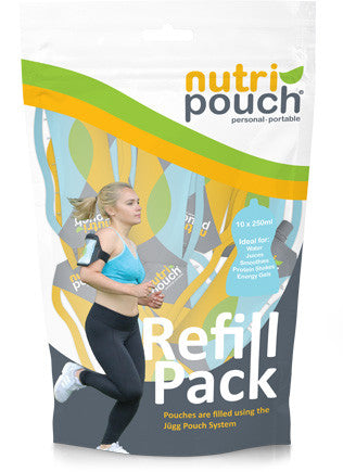 Nutripouch pack of 10 Pouches x 250ml