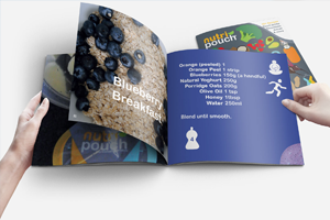 Nutripouch Recipe Book