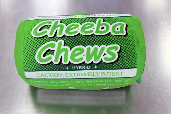 Original Hybrid Cheeba Chews Pillow