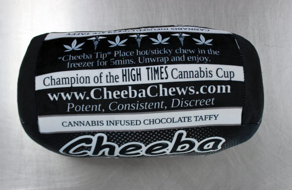 Original Indica Cheeba Chews Pillow