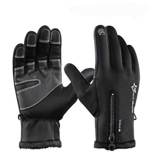 Anti-slip Pro Gloves - Thermal & Windproof - Survival Apex
