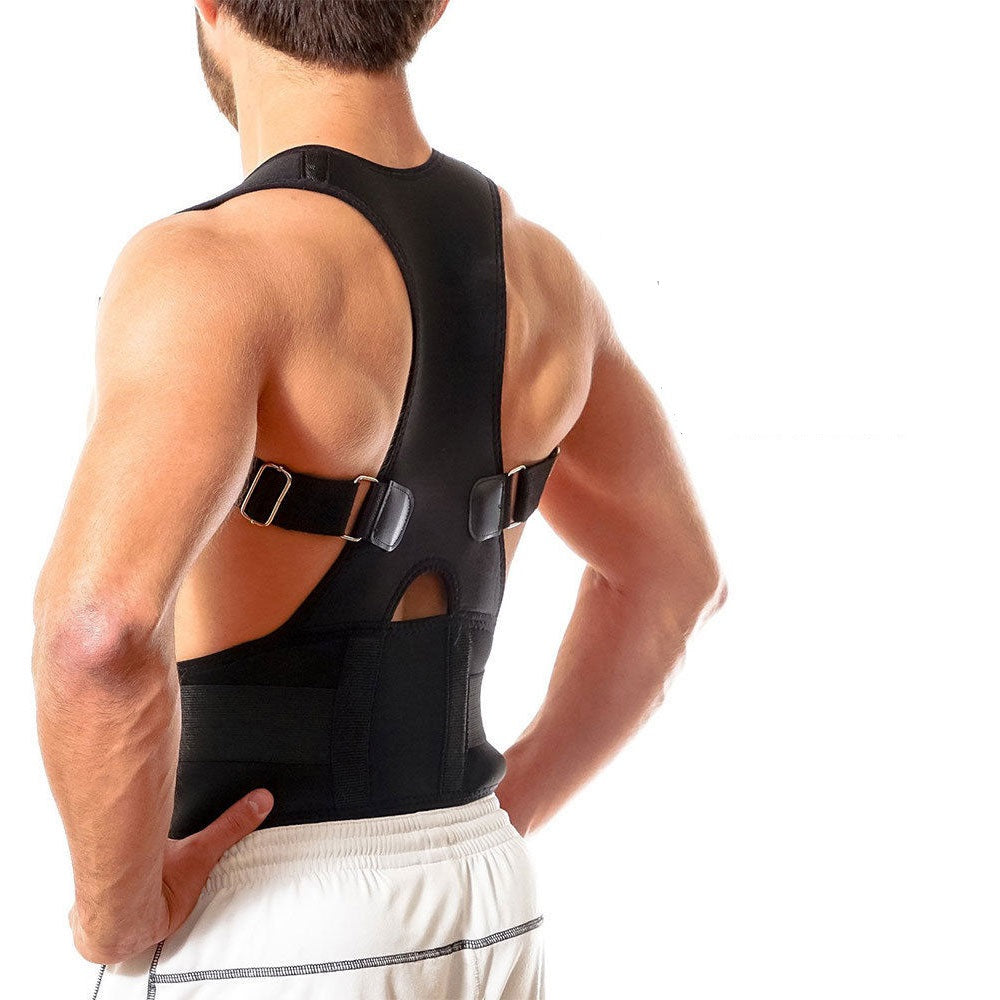 Magnetic Therapy Posture Corrector Brace - Survival Apex