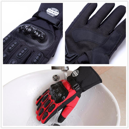 Extra Warm Protective Gloves - Waterproof & Windproof - Survival Apex