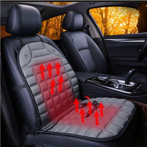 ProHeat Heated Car Seat Cover-Survival Apex