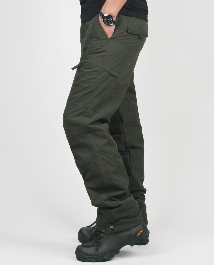 Thermal Tactical Pants -  Double Layer - Survival Apex