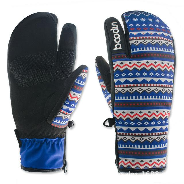 Women Winter Gloves - Multilayer & Non-Slip-Survival Apex