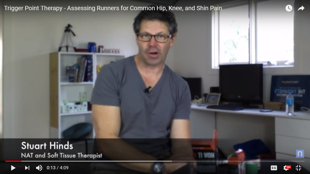 Assessing Athletes for Common Hip, Knee and Shin Pain