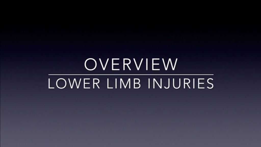 Common Causes of Lower Limb Injuries