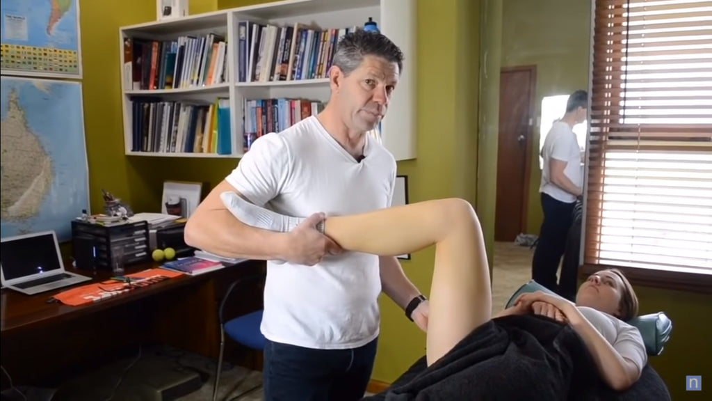 Sports Massage for the Hip: Part Three