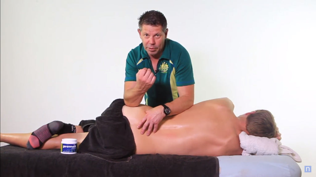 Treating the Gluteus Minimus using Trigger Point Therapy