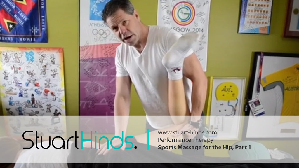Sports Massage for the Hip: Part One