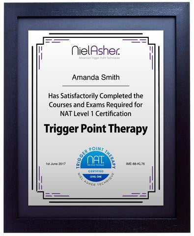 Trigger Point Therapy Courses – Tagged \