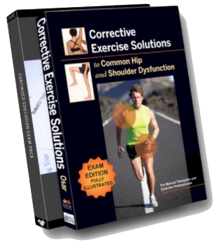 Corrective Exercise Solutions for Shoulder and Hip Dysfunction (10 CPE)