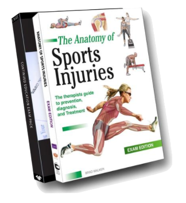 NAT Master Course - Anatomy of Sports Injuries (10 CPE)
