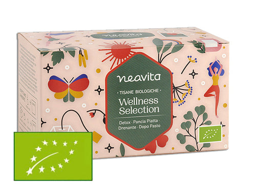 WELLNESS SELECTION TISANE BIO