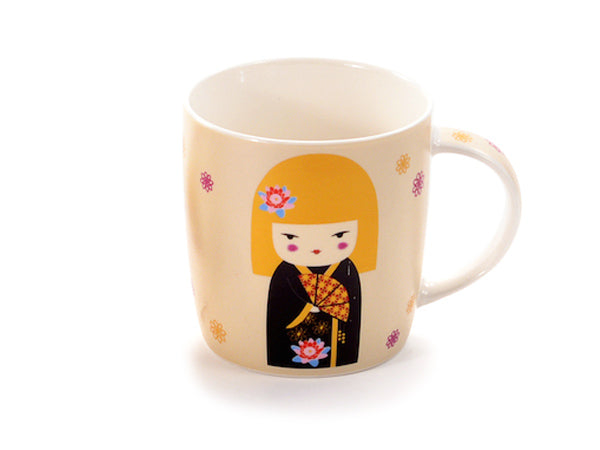 "MUG ""ANZU"" BLOND HAIR"