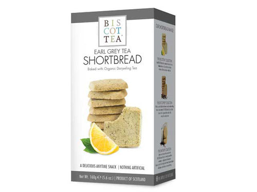 SHORTBREAD EARL GREY