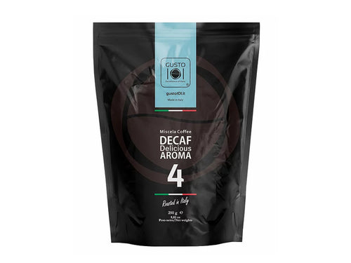 DECAFF DELICIUS AROMA - IN BUSTA - GUSTO 101
