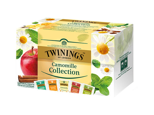 CAMOMILLA  - COLLECTION - TWININGS