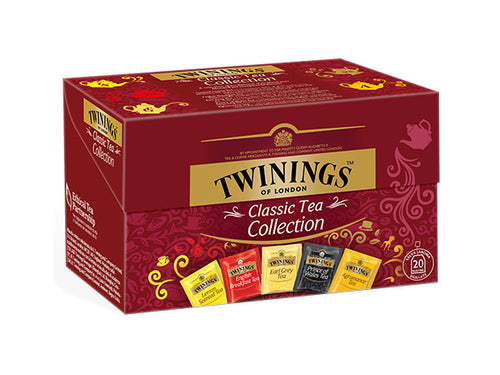 CLASSC TEA  - COLLECTION - TWININGS